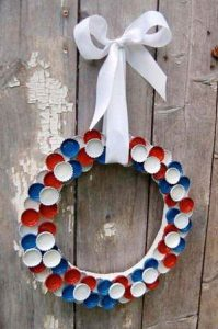 #KCupCraft wreath